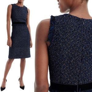 ✨ J. Crew Sparkle Tweed Dress ✨